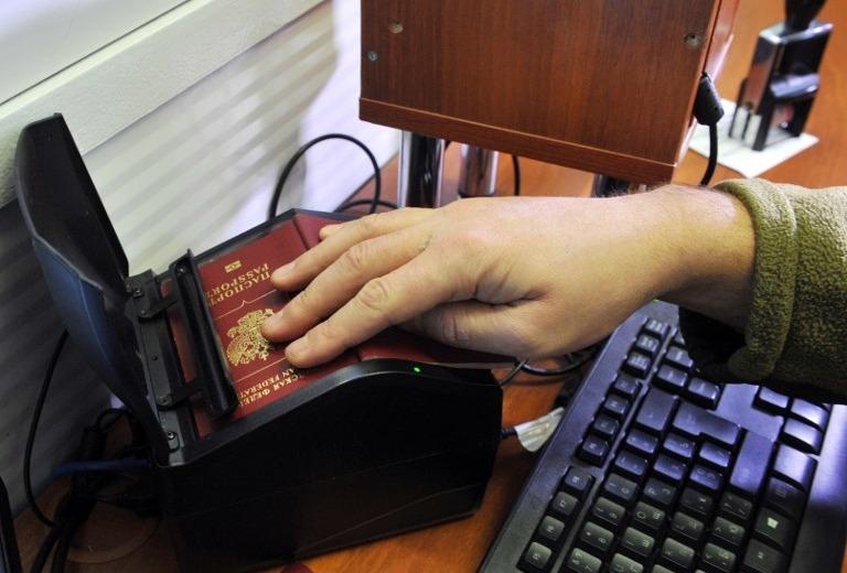روسیه اولین مرکز صدور گذرنامه های روسی را برای ساکنان دونباس باز میکند