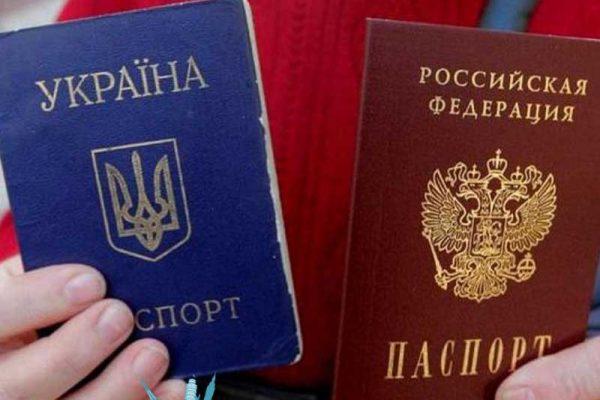 پوتین قانون صدور گذرنامه برای اوکراینیها را امضا کرد