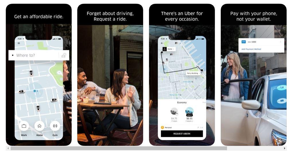 نرم افزار uber اسنپ اوکراین