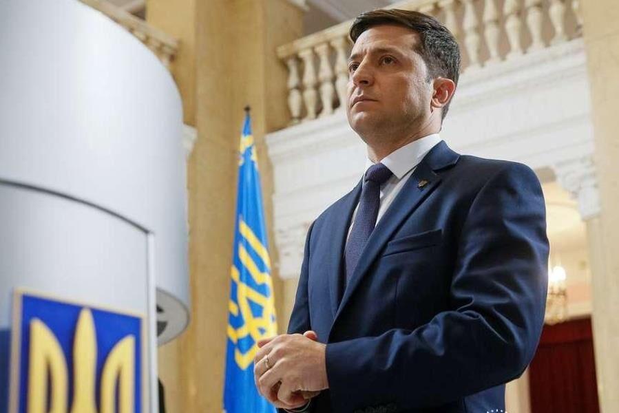 رئیسجمهور جدید اوکراین خواستار دیدار با پوتین شد