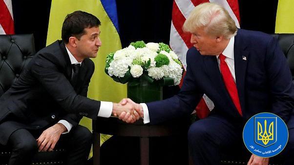 کنایه جالب ترامپ خطاب به رییس جمهور اوکراین