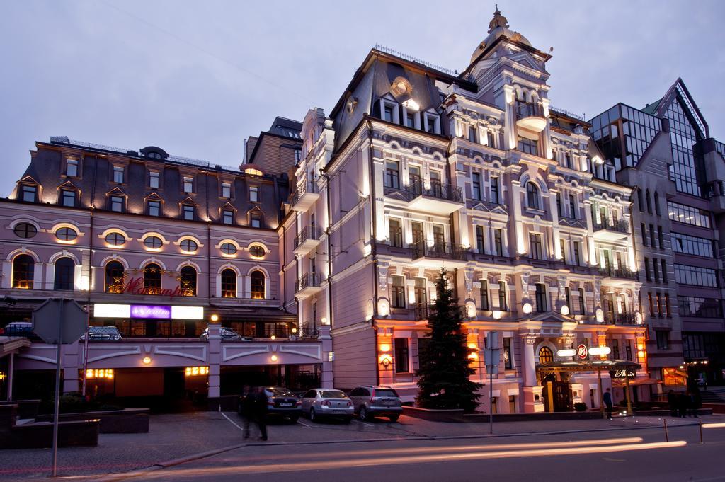 هتل اُپرا شهر کی یف | OPERA HOTEL KIEV