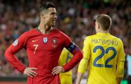 توقف پرتغال مقابل اوکراین در شب گلزنی بیحاصل رونالدو