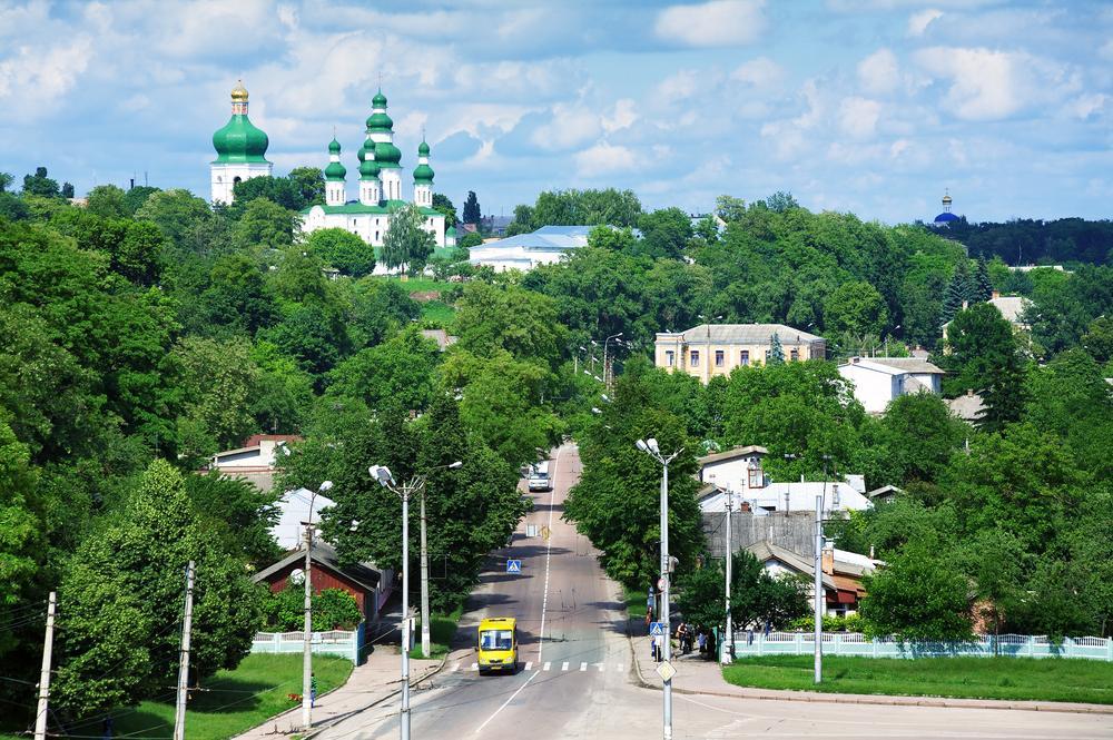 شهر چرنیگیف اوکراین | Ukraine Chernihiv