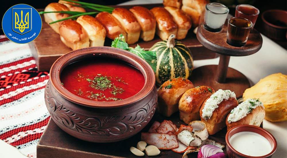 غذای اوکراین