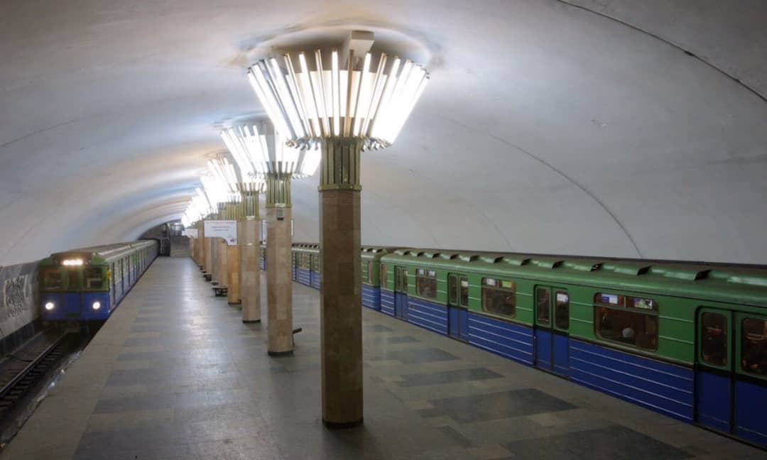 درباره مترو خارکف چه می دانیم؟