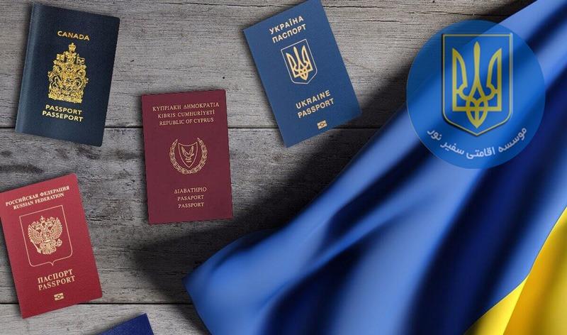 تابعیت و اقامت در اوکراین
