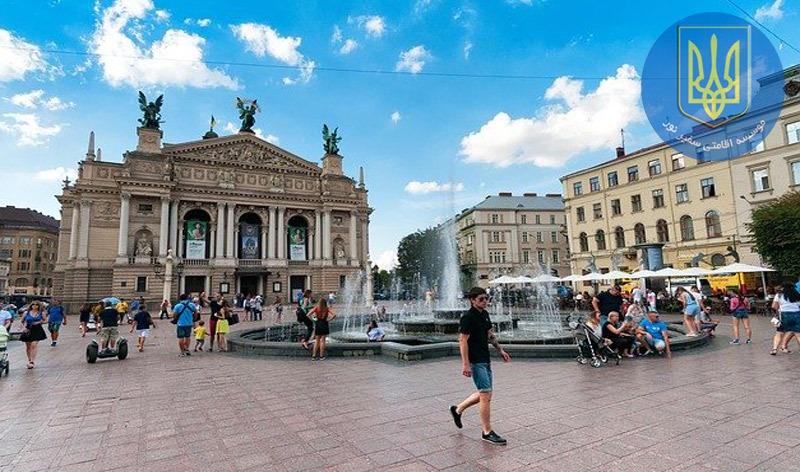 ویزا توریستی اوکراین