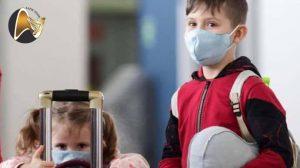 ویروس کرونا در اردوگاه