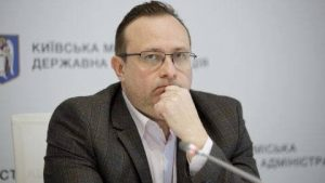 نقض قرنطینه در اوکراین